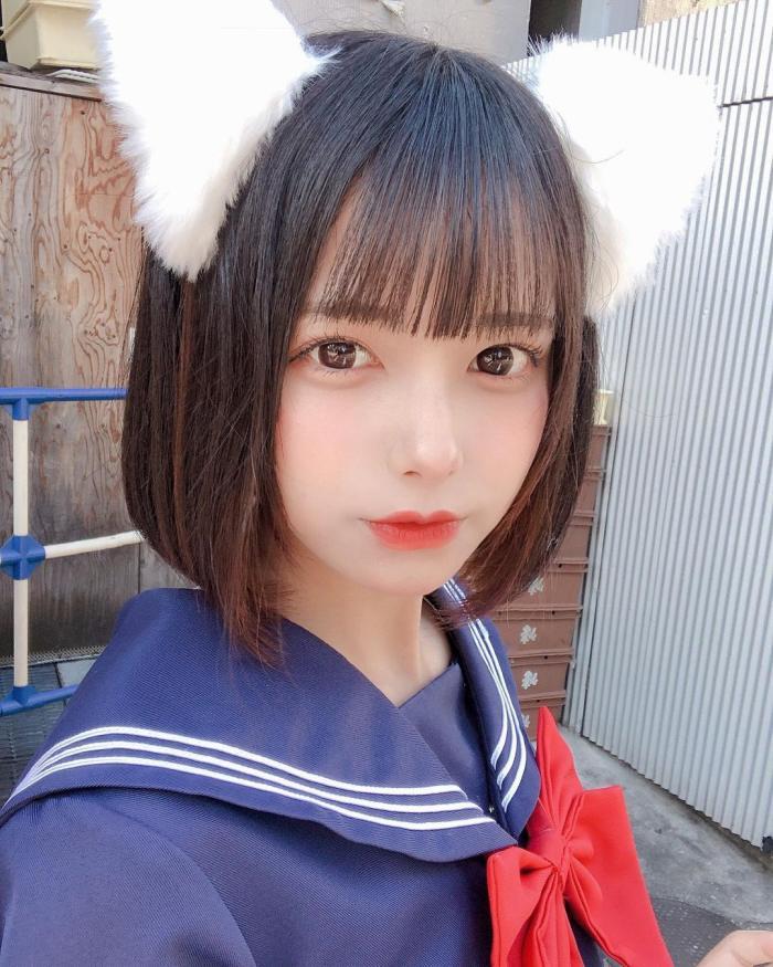 【宮崎あみさエロ画像】美少女の可愛い魅力が詰まったセルフィーとグラビア 25
