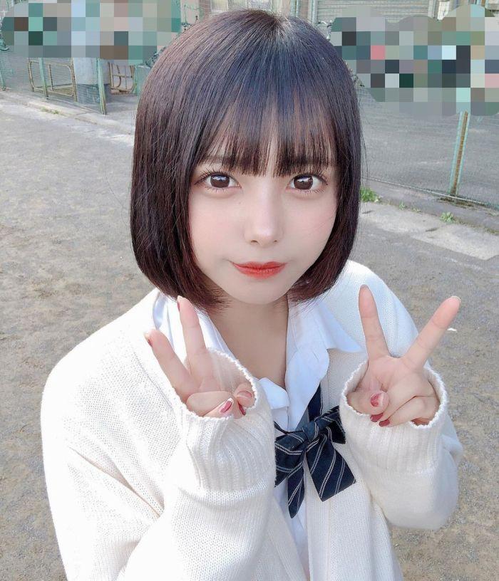 【宮崎あみさエロ画像】美少女の可愛い魅力が詰まったセルフィーとグラビア 28