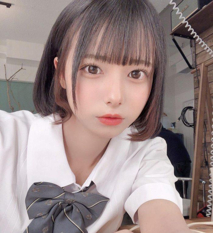 【宮崎あみさエロ画像】美少女の可愛い魅力が詰まったセルフィーとグラビア 32