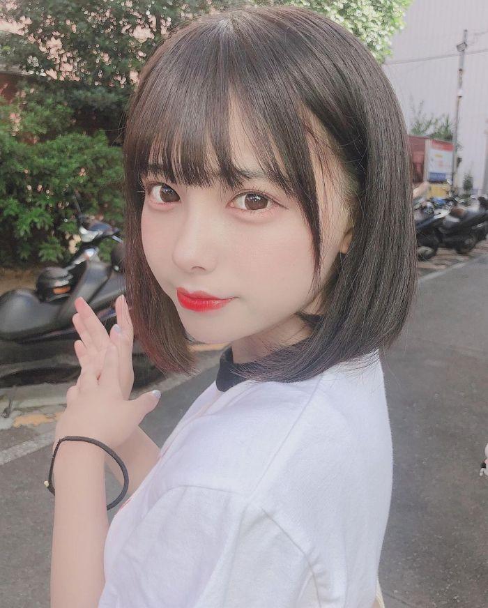 【宮崎あみさエロ画像】美少女の可愛い魅力が詰まったセルフィーとグラビア 36