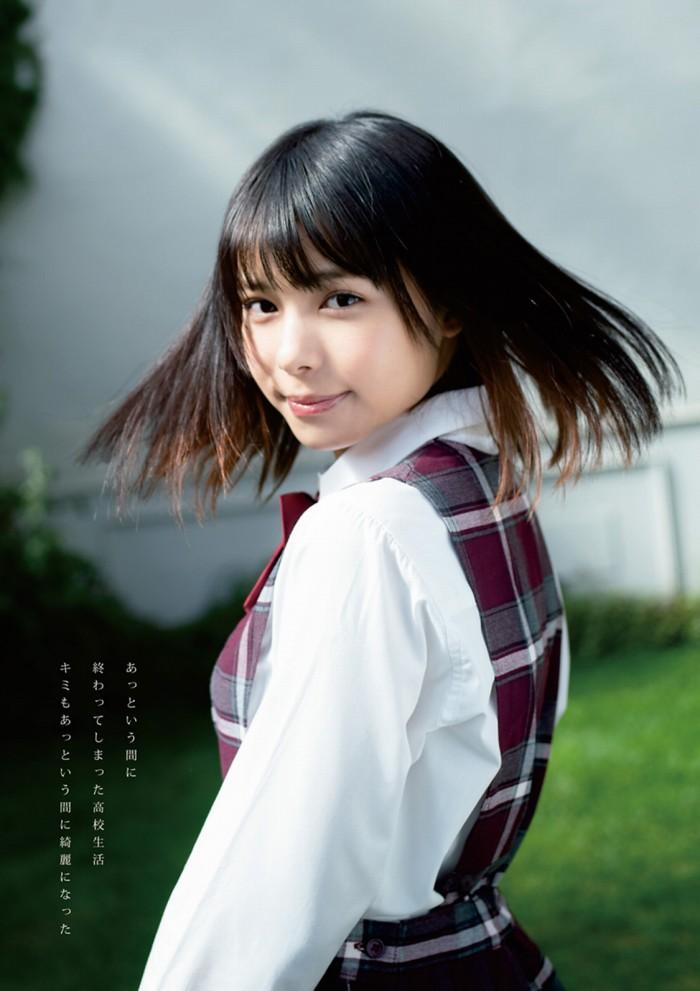 【宮崎あみさエロ画像】美少女の可愛い魅力が詰まったセルフィーとグラビア 45