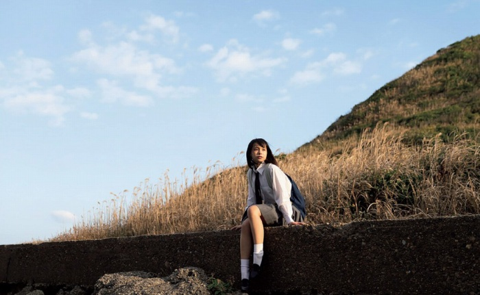 【宮崎あみさエロ画像】美少女の可愛い魅力が詰まったセルフィーとグラビア 50