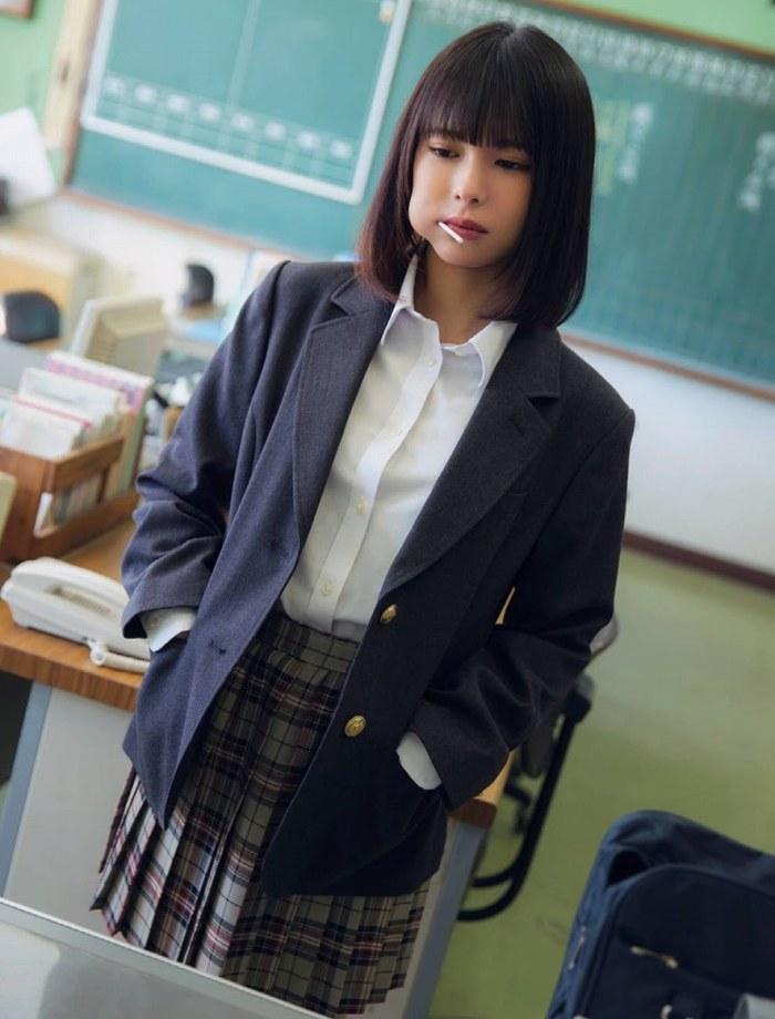 【宮崎あみさエロ画像】美少女の可愛い魅力が詰まったセルフィーとグラビア 54
