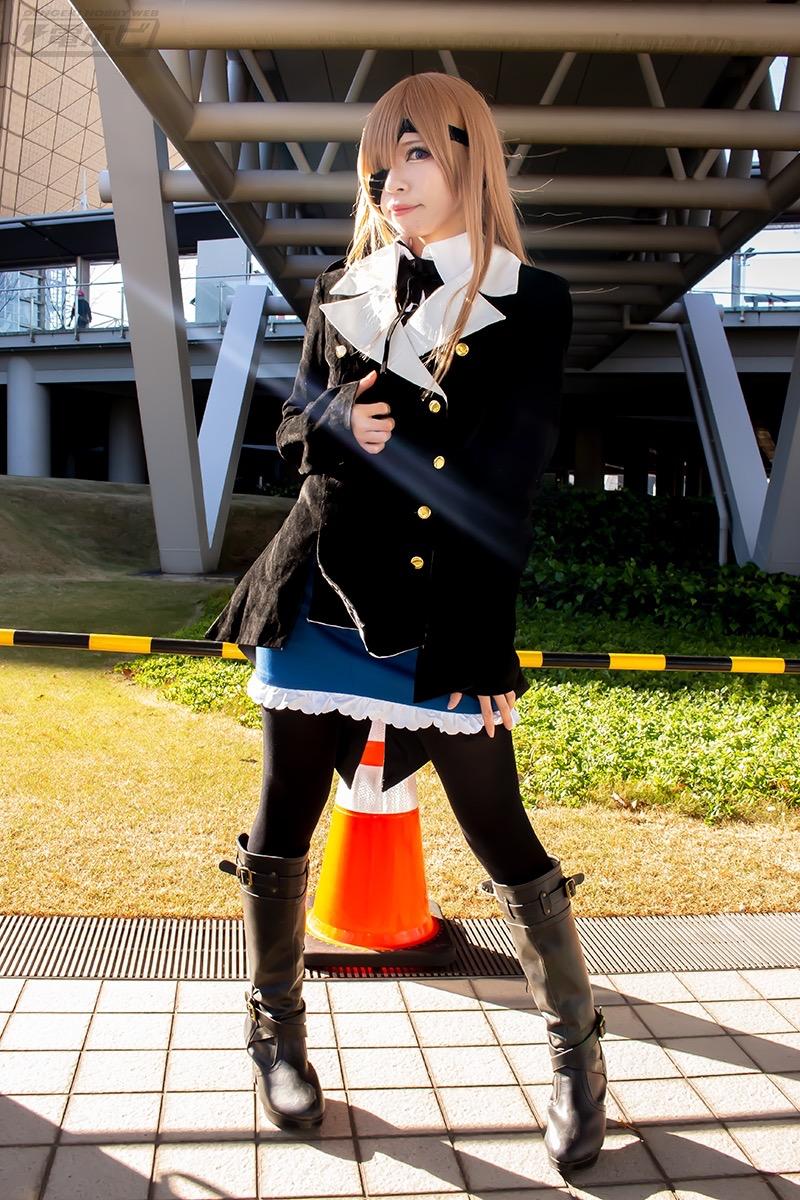 【コスプレエロ画像】平成最後の冬コミックマーケットで可愛くてエロいコスプレ写真! 05