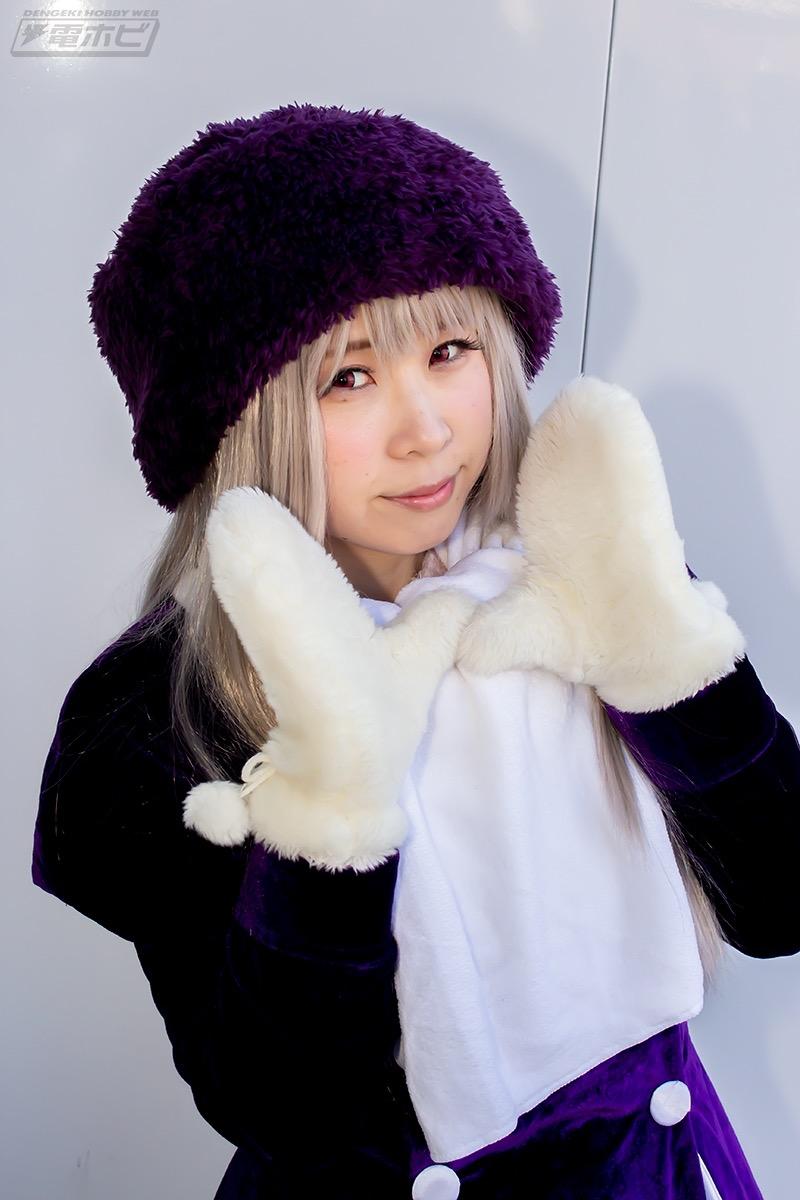 【コスプレエロ画像】平成最後の冬コミックマーケットで可愛くてエロいコスプレ写真! 22