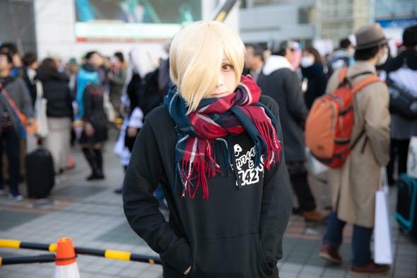 【コスプレエロ画像】平成最後の冬コミックマーケットで可愛くてエロいコスプレ写真! 28