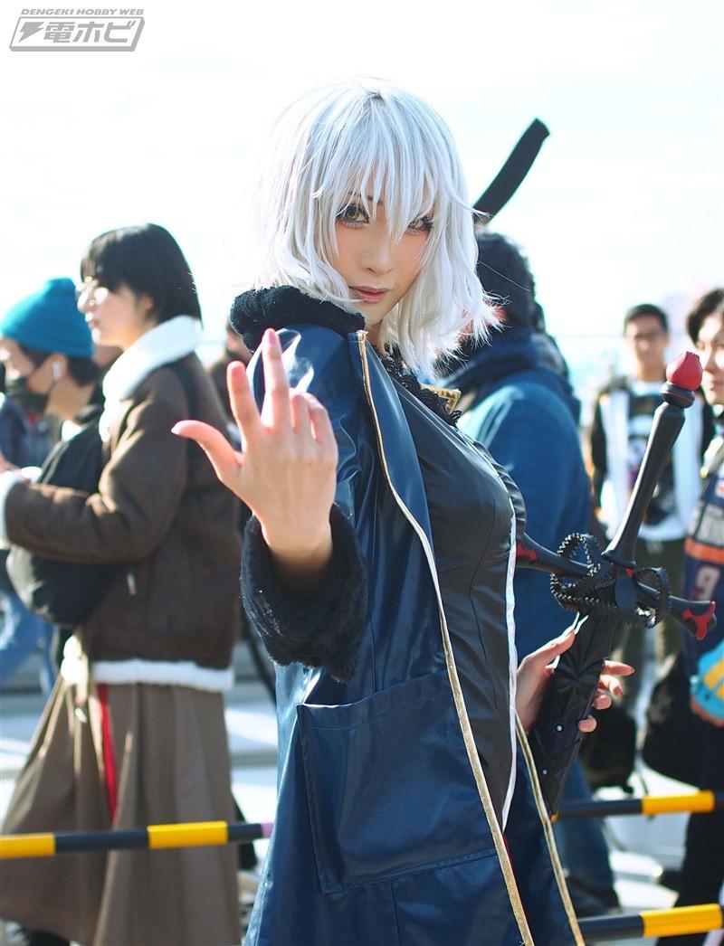 【コスプレエロ画像】平成最後の冬コミックマーケットで可愛くてエロいコスプレ写真! 64