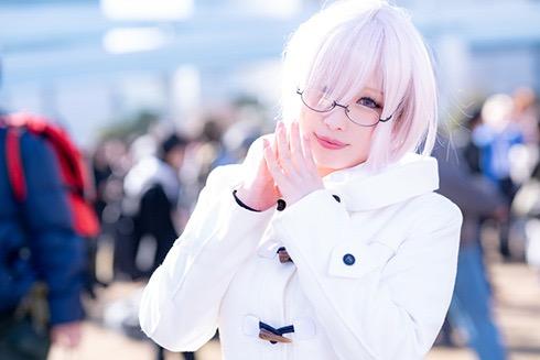 【コスプレエロ画像】平成最後の冬コミックマーケットで可愛くてエロいコスプレ写真! 87