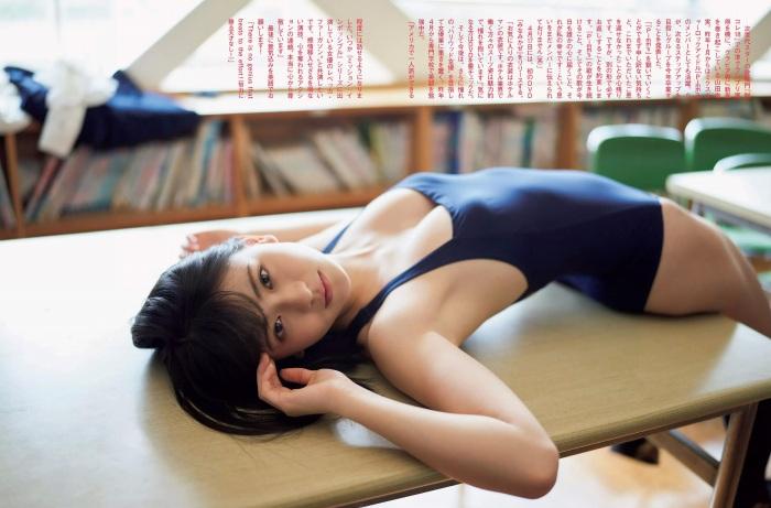 【やまだみなみエロ画像】笑顔が可愛い美少女アイドルのエッチな写真 13