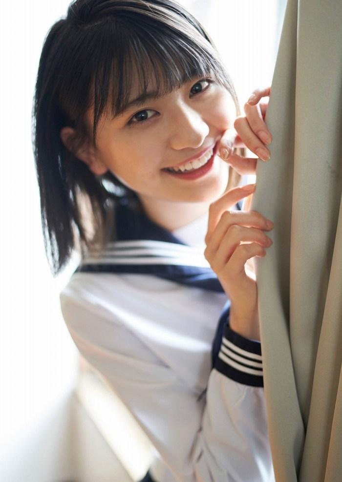 【やまだみなみエロ画像】笑顔が可愛い美少女アイドルのエッチな写真 17