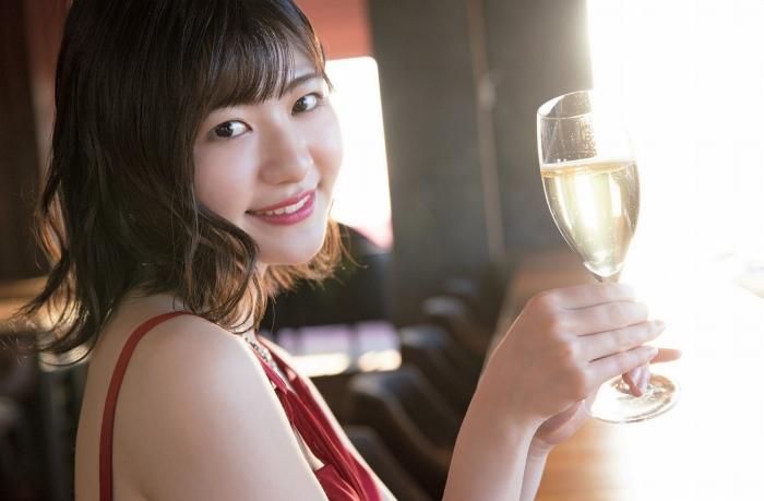 【やまだみなみエロ画像】笑顔が可愛い美少女アイドルのエッチな写真 25