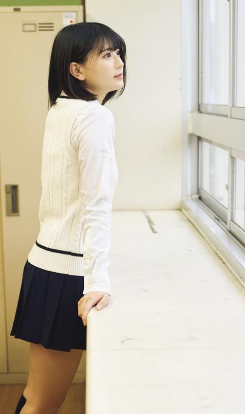 【やまだみなみエロ画像】笑顔が可愛い美少女アイドルのエッチな写真 27