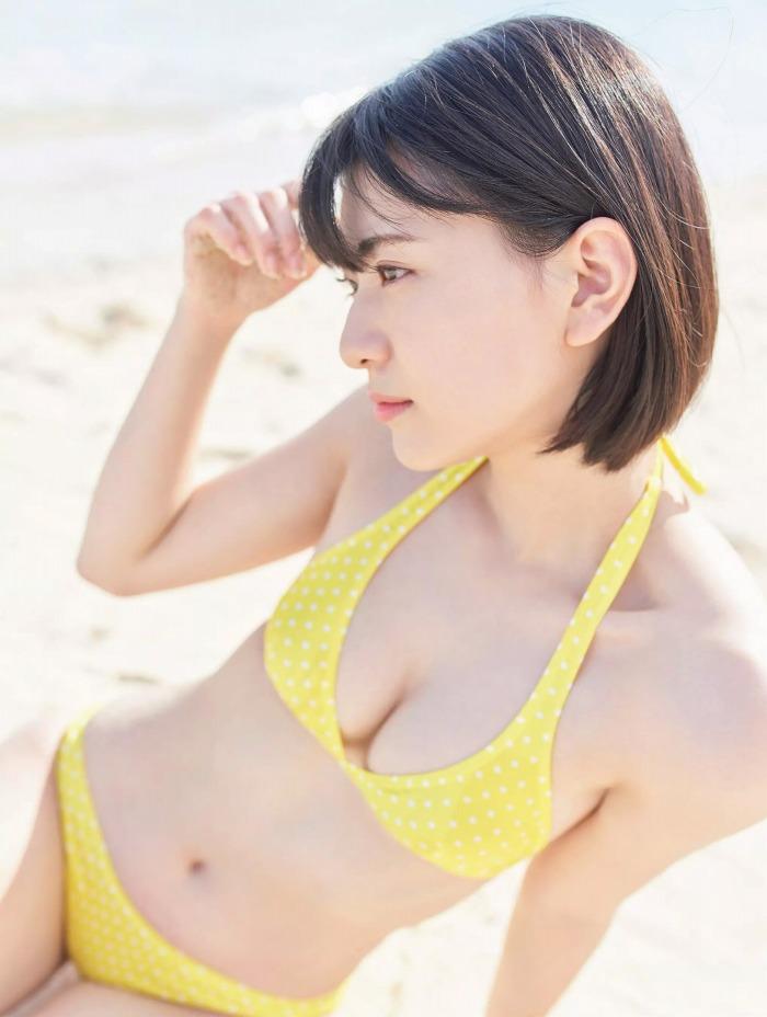 【やまだみなみエロ画像】笑顔が可愛い美少女アイドルのエッチな写真 50