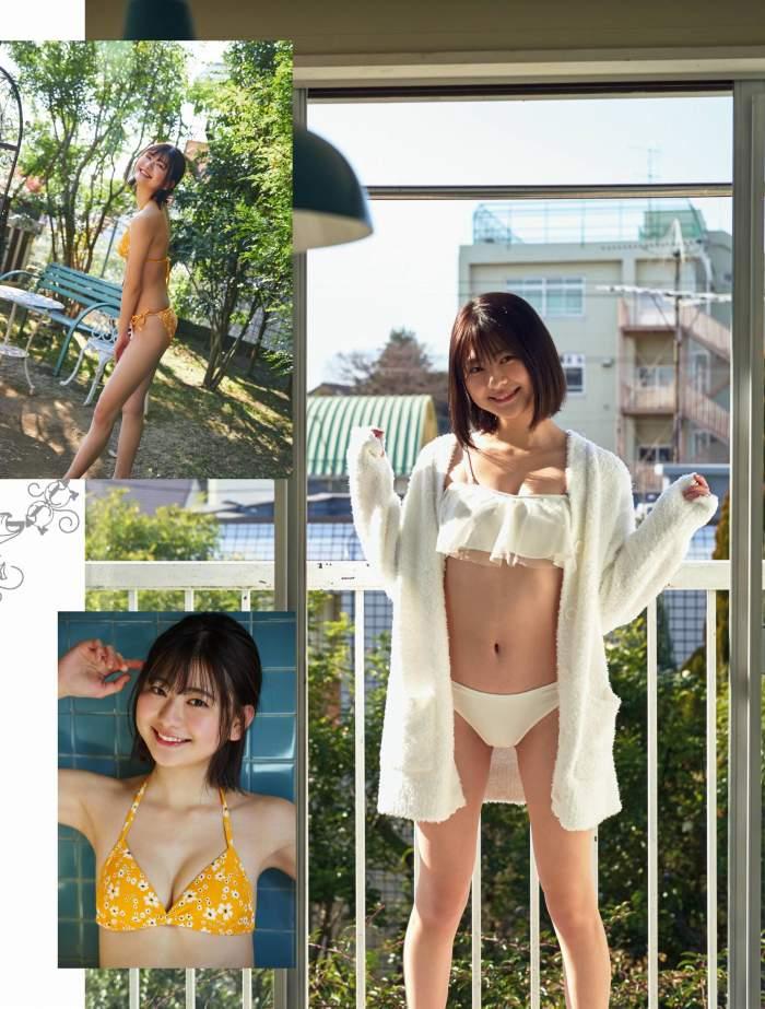 【やまだみなみエロ画像】笑顔が可愛い美少女アイドルのエッチな写真 70