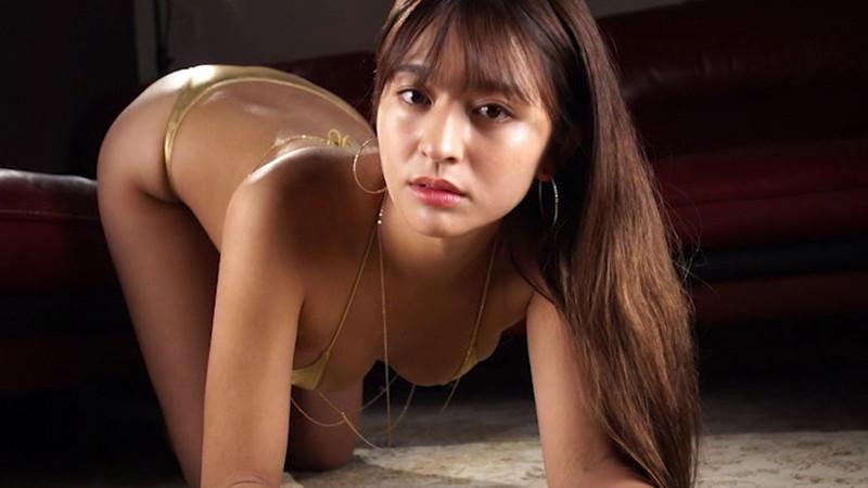 【徳江かなキャプ画像】Eカップ巨乳も良いけどお尻も案外エロいんです 51