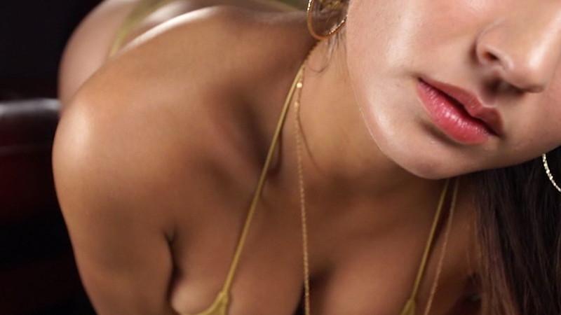 【徳江かなキャプ画像】Eカップ巨乳も良いけどお尻も案外エロいんです 52