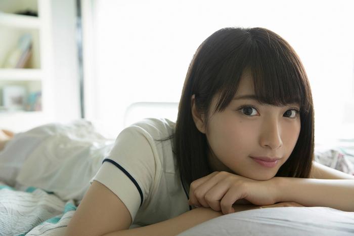 【永井理子グラビア画像】女子高生ミスコン初代グランプリの美少女