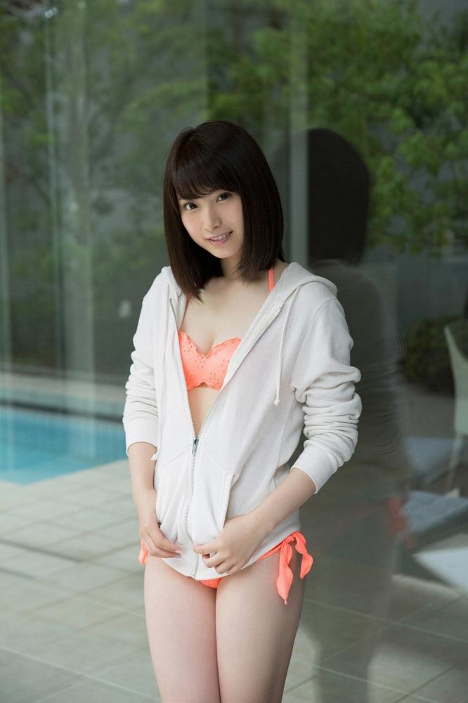 【永井理子グラビア画像】女子高生ミスコン初代グランプリの美少女 08