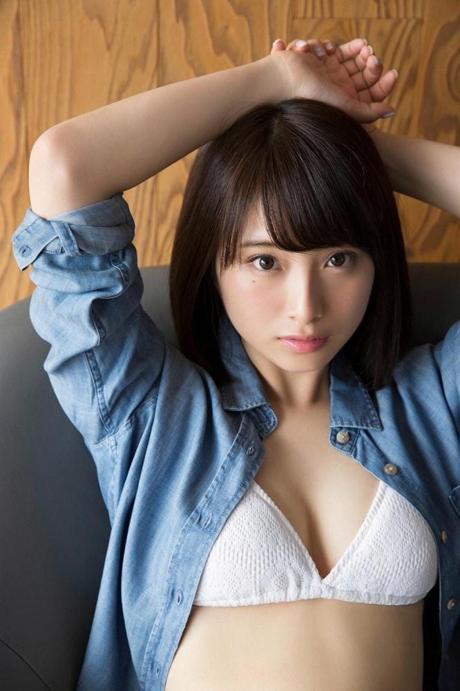 【永井理子グラビア画像】女子高生ミスコン初代グランプリの美少女 44
