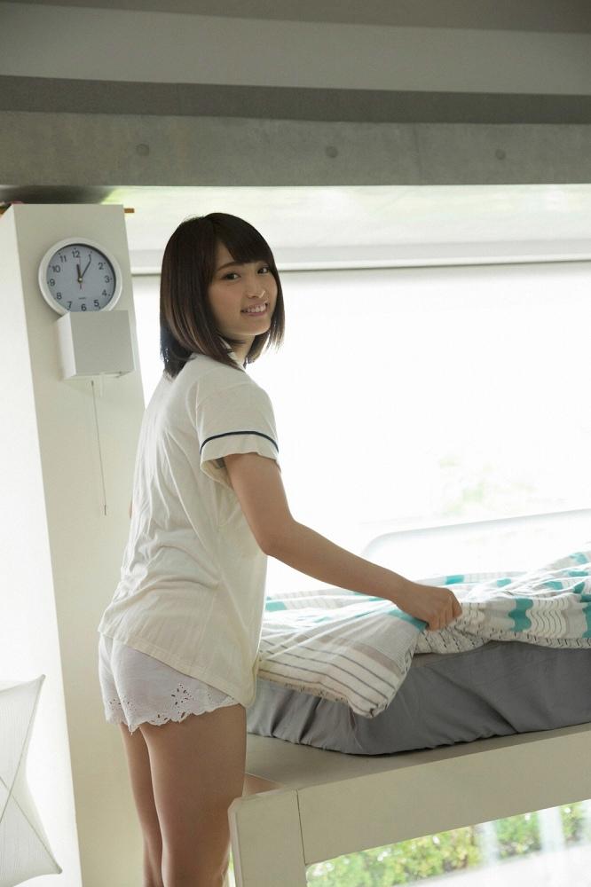 【永井理子グラビア画像】女子高生ミスコン初代グランプリの美少女 54
