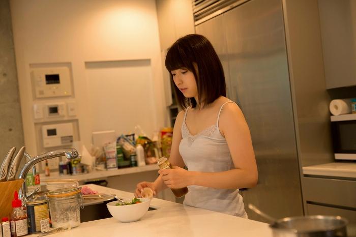 【永井理子グラビア画像】女子高生ミスコン初代グランプリの美少女 68