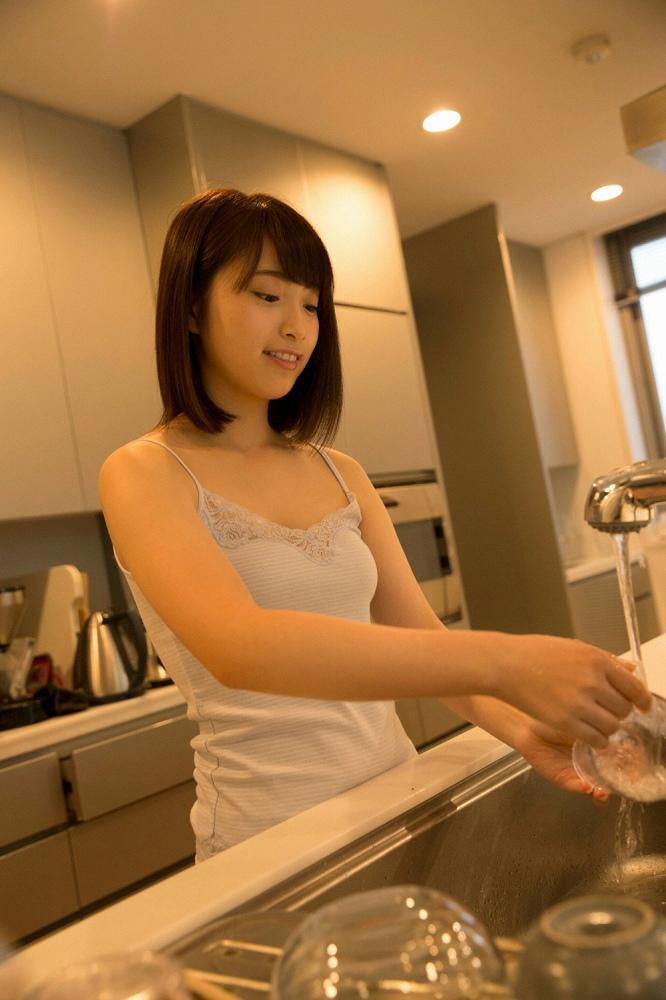 【永井理子グラビア画像】女子高生ミスコン初代グランプリの美少女 69