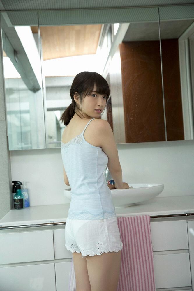 【永井理子グラビア画像】女子高生ミスコン初代グランプリの美少女 77