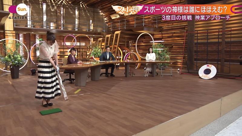 【女子アナキャプ画像】テレ朝入社2年目の笑顔が可愛い安藤萌々さん 05