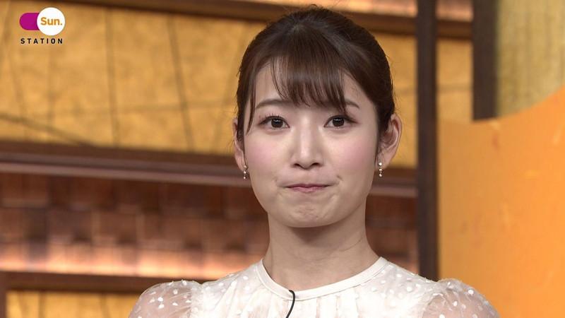【女子アナキャプ画像】テレ朝入社2年目の笑顔が可愛い安藤萌々さん 07