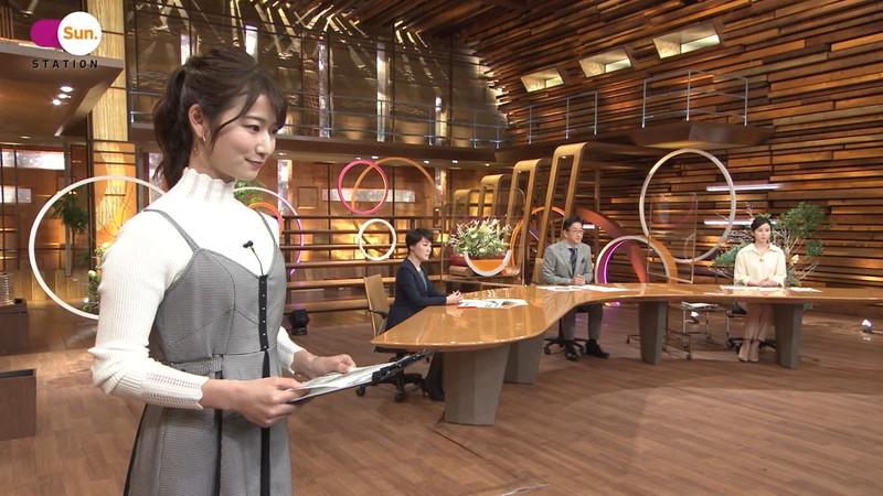 【女子アナキャプ画像】テレ朝入社2年目の笑顔が可愛い安藤萌々さん 08