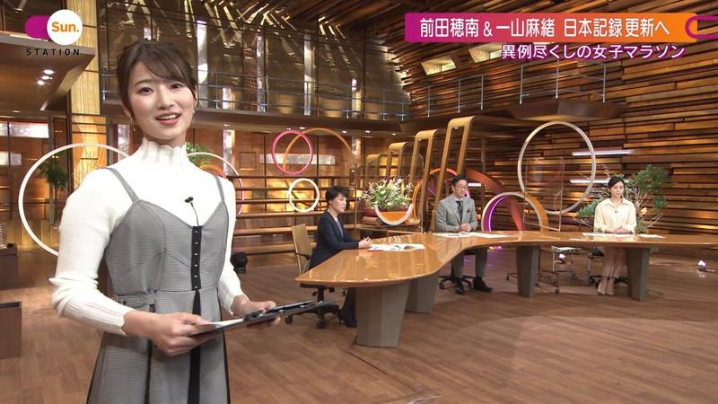 【女子アナキャプ画像】テレ朝入社2年目の笑顔が可愛い安藤萌々さん 09
