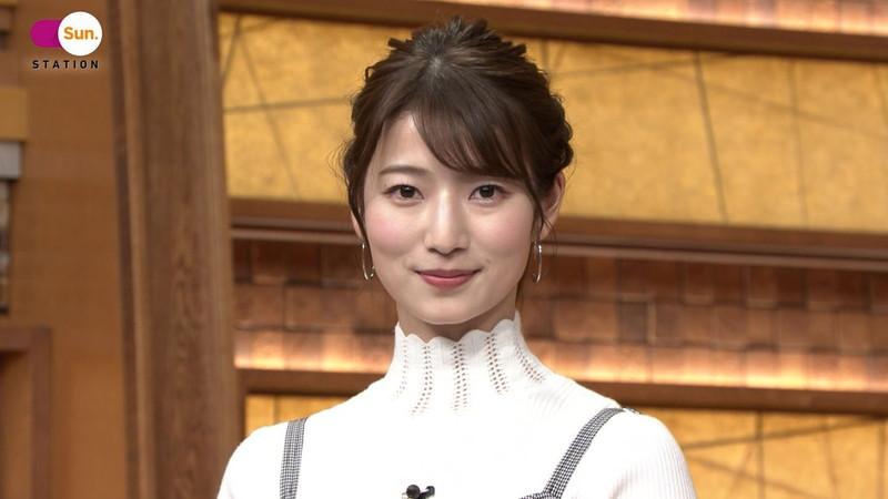 【女子アナキャプ画像】テレ朝入社2年目の笑顔が可愛い安藤萌々さん 13