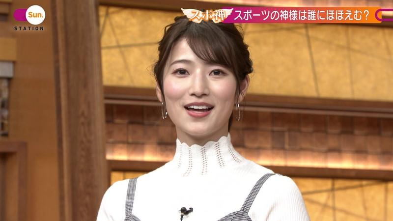 【女子アナキャプ画像】テレ朝入社2年目の笑顔が可愛い安藤萌々さん 14