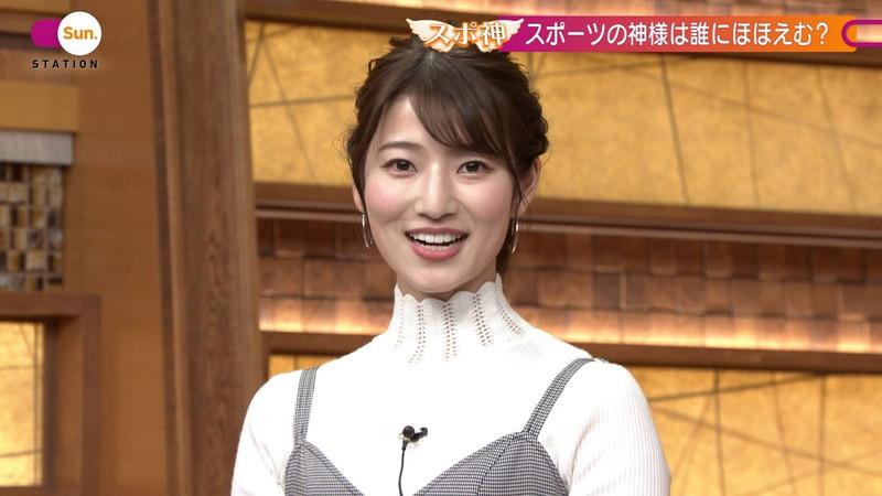 【女子アナキャプ画像】テレ朝入社2年目の笑顔が可愛い安藤萌々さん 15