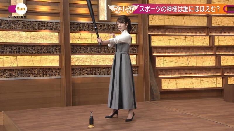 【女子アナキャプ画像】テレ朝入社2年目の笑顔が可愛い安藤萌々さん 18