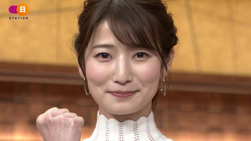 【女子アナキャプ画像】テレ朝入社2年目の笑顔が可愛い安藤萌々さん 27
