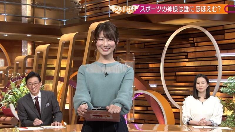 【女子アナキャプ画像】テレ朝入社2年目の笑顔が可愛い安藤萌々さん 28