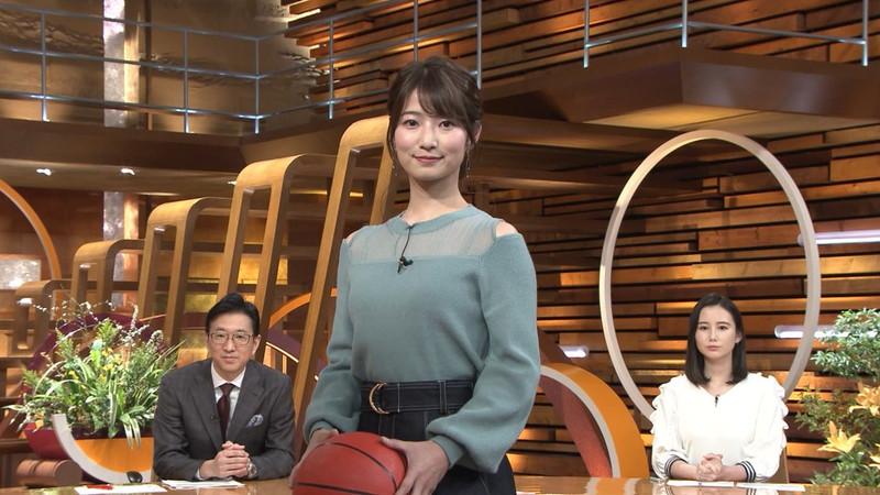 【女子アナキャプ画像】テレ朝入社2年目の笑顔が可愛い安藤萌々さん 29