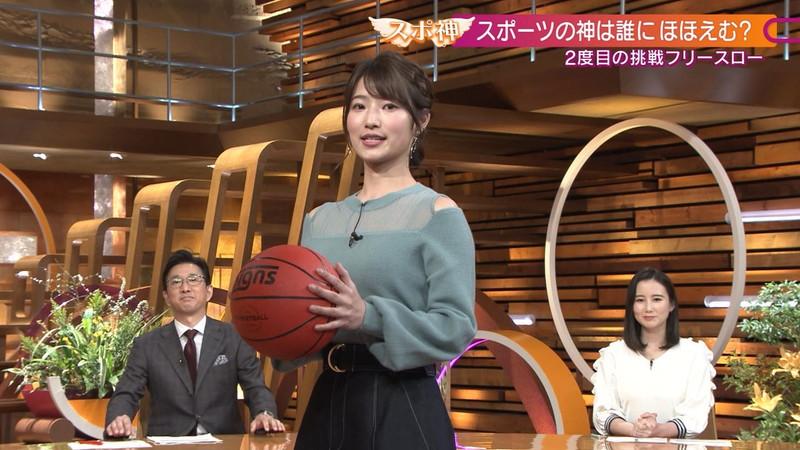 【女子アナキャプ画像】テレ朝入社2年目の笑顔が可愛い安藤萌々さん 30