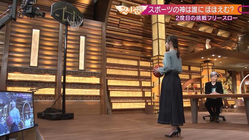 【女子アナキャプ画像】テレ朝入社2年目の笑顔が可愛い安藤萌々さん 31