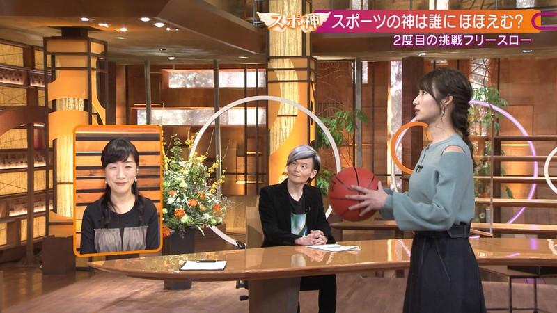 【女子アナキャプ画像】テレ朝入社2年目の笑顔が可愛い安藤萌々さん 32
