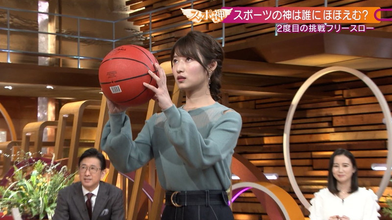 【女子アナキャプ画像】テレ朝入社2年目の笑顔が可愛い安藤萌々さん 33