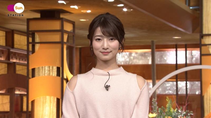 【女子アナキャプ画像】テレ朝入社2年目の笑顔が可愛い安藤萌々さん 37