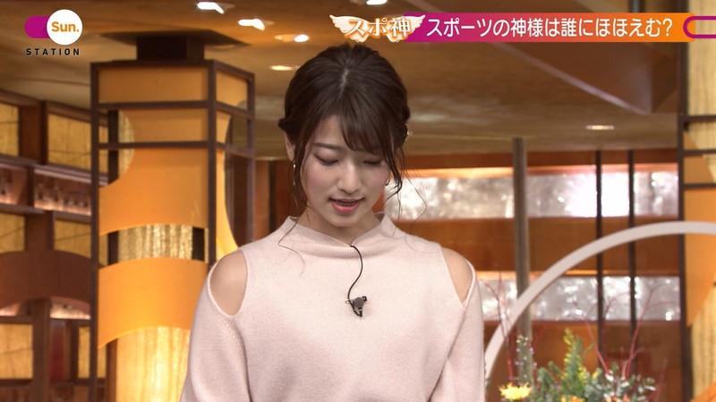 【女子アナキャプ画像】テレ朝入社2年目の笑顔が可愛い安藤萌々さん 38