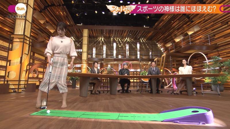 【女子アナキャプ画像】テレ朝入社2年目の笑顔が可愛い安藤萌々さん 39