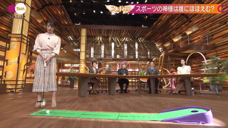 【女子アナキャプ画像】テレ朝入社2年目の笑顔が可愛い安藤萌々さん 40