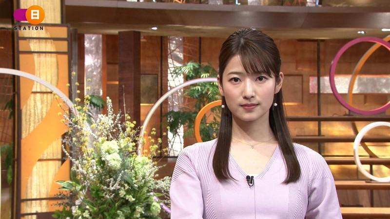 【女子アナキャプ画像】テレ朝入社2年目の笑顔が可愛い安藤萌々さん 46