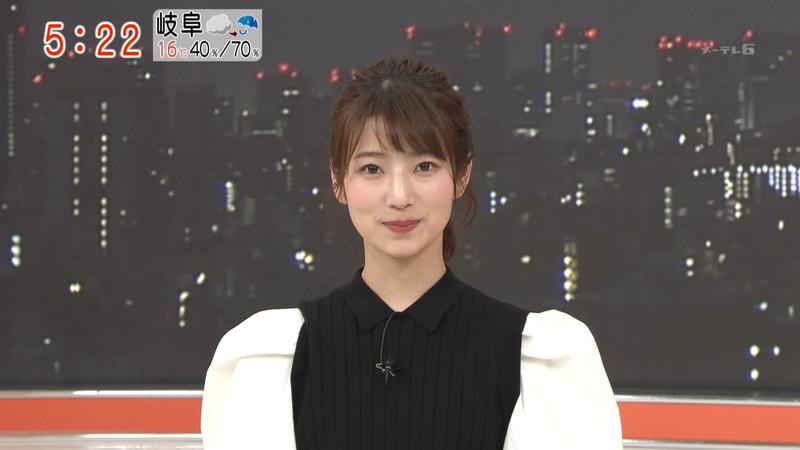 【女子アナキャプ画像】テレ朝入社2年目の笑顔が可愛い安藤萌々さん 47