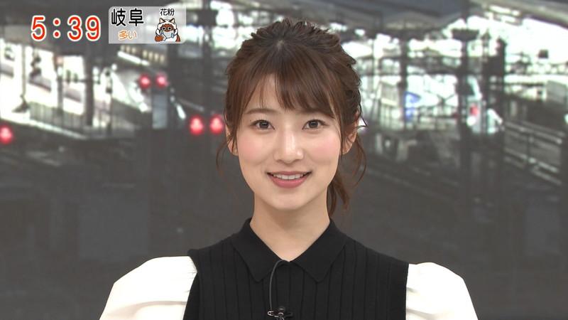 【女子アナキャプ画像】テレ朝入社2年目の笑顔が可愛い安藤萌々さん 49