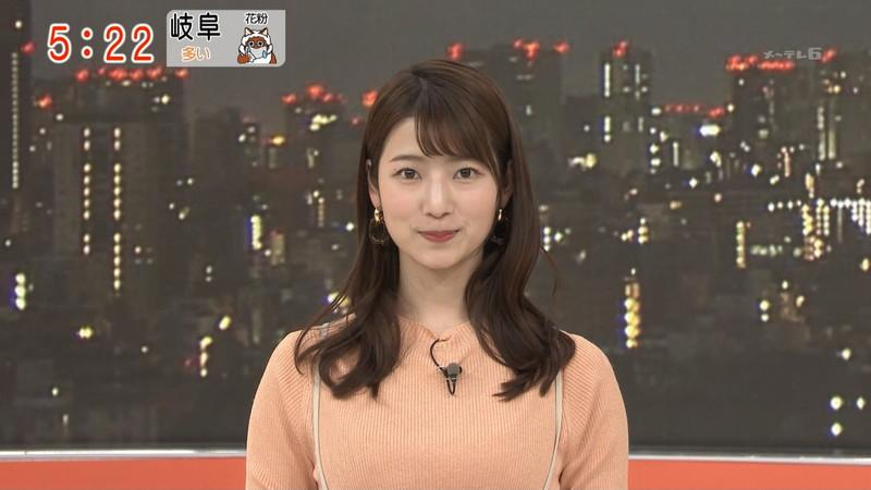 【女子アナキャプ画像】テレ朝入社2年目の笑顔が可愛い安藤萌々さん 51